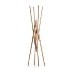 Simetria coat hanger | Portemanteaux sur pied | Prostoria