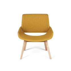 Monk armchair | Lounge chairs | Prostoria