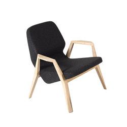 Oblique armchair | Fauteuils d'attente | Prostoria