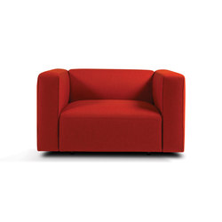 Match armchair | Poltrone lounge | Prostoria