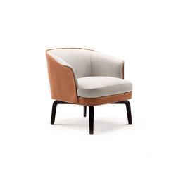 Nivola Armchair | Lounge chairs | Poltrona Frau