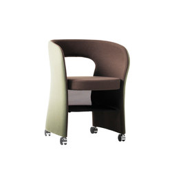 Cover Easy Chair | Visitors chairs / Side chairs | Lammhults