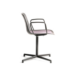 Grade Armchair on swivel base | Conference chairs | Lammhults