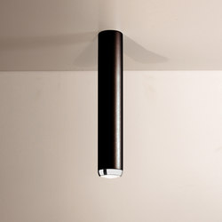 Boogie Extension 75 LED Ceiling lamp black | General lighting | Luz Difusión