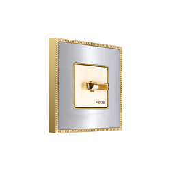 Belle Époque Metal Switch | Rotary switches | FEDE