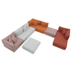 Mimic | Modular seating systems | De Padova
