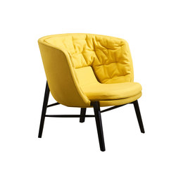 Cleo Lounge | Lounge chairs | Rossin