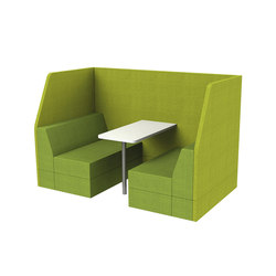 Bricks Wall Meeting | Lounge-work seating | Palau