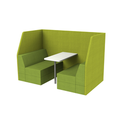 Bricks Work | Lounge-work seating | Palau