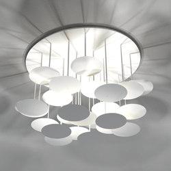 millelumen circles Decke | Allgemeinbeleuchtung | Millelumen