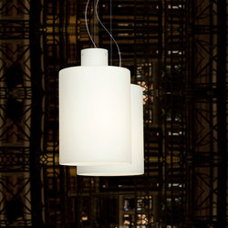 Casablanca Corpo C suspension | General lighting | Millelumen