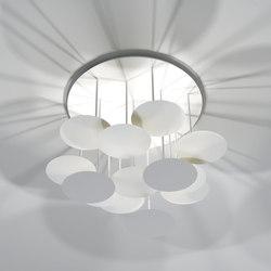 millelumen circles ceiling | Éclairage général | Millelumen