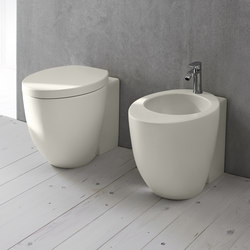 Le Giare back to wall wc | bidet | Toilets | Ceramica Cielo