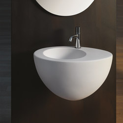 Le Giare wall-hung washbasin 56 | Wash basins | Ceramica Cielo