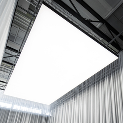 Philips OneSpace luminous ceiling | Illuminated ceiling systems | Large Luminous Surfaces (Signify)