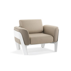 Bienvenue Sofa Small | Garden armchairs | EGO Paris