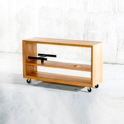 Panier Trolley | Tea-trolleys / Bar-trolleys | QoWood