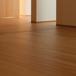 Parklex Floors HyTek | Natural Beech | Wood flooring | Parklex