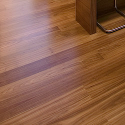 Parklex Floors HyTek | Walnut | Wood flooring | Parklex