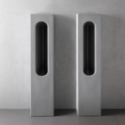 Orinatoi Slot floor-mounted urinal | Urinals | Ceramica Cielo