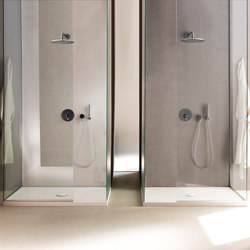 The Shower World | Collezione Cinquanta | Platos de ducha | Ceramica Cielo