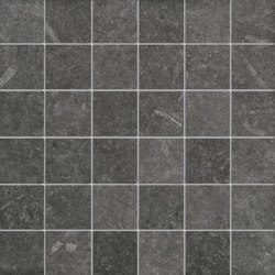 Nordik Mosaico 36 Coal | Floor tiles | Refin
