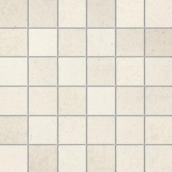 Nordik Mosaico 36 Snow | Carrelage pour sol | Refin
