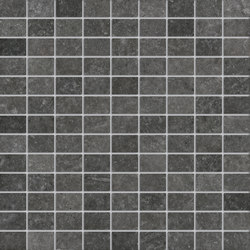 Nordik Mosaico 117 Coal | Floor tiles | Refin