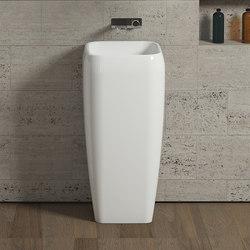 Shui freestanding washbasin | Lavabos | Ceramica Cielo