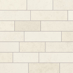 Nordik Muretto Snow | Ceramic mosaics | Refin