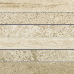 Selection Muretto Listello Beige | Ceramic tiles | Refin