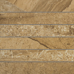 Selection Muretto Listello Gold | Ceramic tiles | Refin