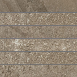 Selection Muretto Listello Mud | Azulejos de pared | Refin
