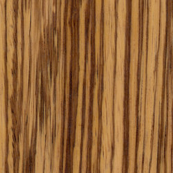 Parklex Skin Finish | Natural Zebrano | Furniere | Parklex