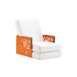 Kube | Garden armchairs | EGO Paris