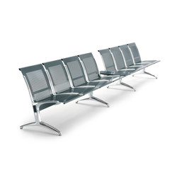 Ala metal | Beam / traverse seating | Forma 5