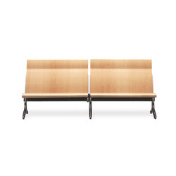 Ala Wooden | Beam / traverse seating | Forma 5