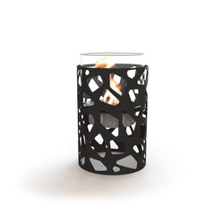 Tile | Garden fire pits | GlammFire