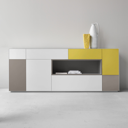 nex sideboard sideboards from piure architonic. Black Bedroom Furniture Sets. Home Design Ideas