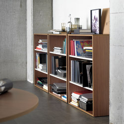 Blok shelving system | Office shelving systems | Forma 5