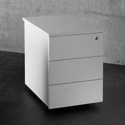 Blok caisson | Caissons mobiles pour bureaux | Forma 5