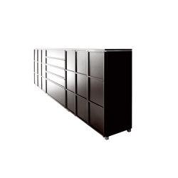Quadrat sideboard | Credenze | Christine Kröncke