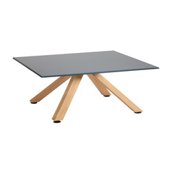 Robinia avec table Elegance | Tables basses de jardin | nanoo by faserplast