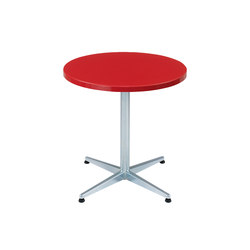 Standard with tabletop Classic | Cafeteria tables | nanoo by faserplast