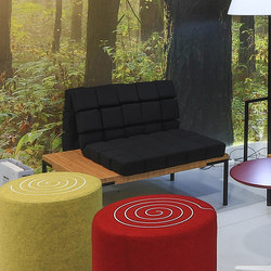 Extrusion | Lounge chairs | ERSA