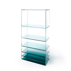 Deep Sea | Shelves | Glas Italia