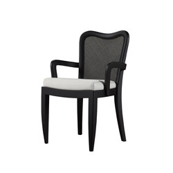 Panama chair | Visitors chairs / Side chairs | Promemoria
