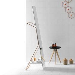 Bowl Standing Mirror | Freestanding mirrors | Inbani