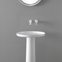 Bowl Freestanding Ceramilux® Washbasin | Wash basins | Inbani