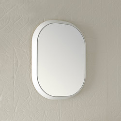 Fluent Wall Mirror | Espejos de pared | Inbani